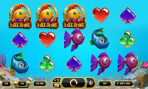 Golden Fish Tank Slot spielen